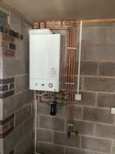 combination  boiler upgrade